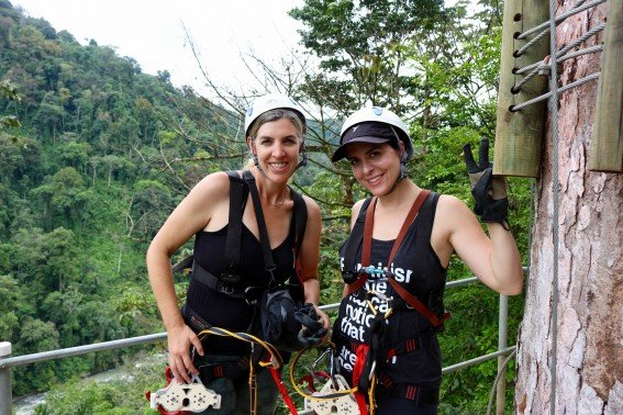 costa rica adventure travel zip line