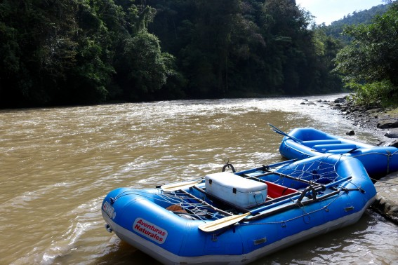 costa rica adventure travel rafting