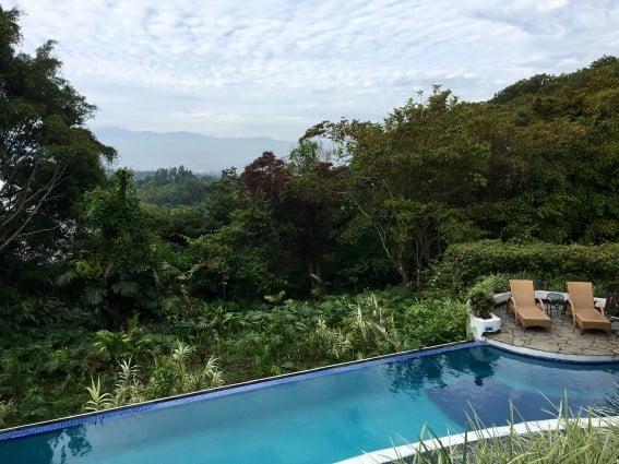 Costa Rica eco-lodges Finca Blanca Rosa