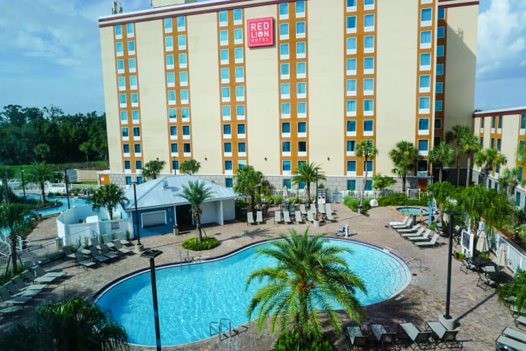 Red Lion Orlando Lake Buena Vista South Swimming Pool