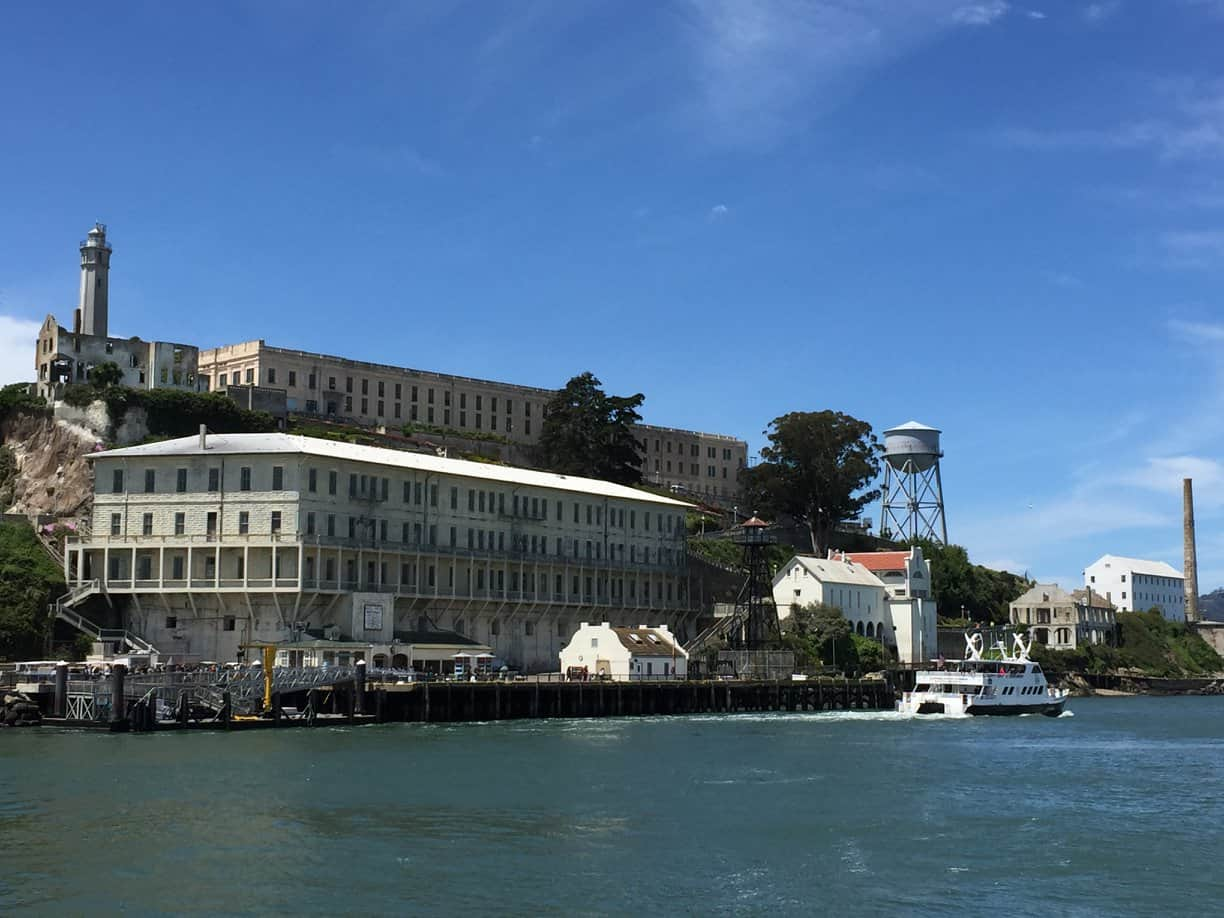 One of the best things to do in San Francisco with kids is visit Alcatraz