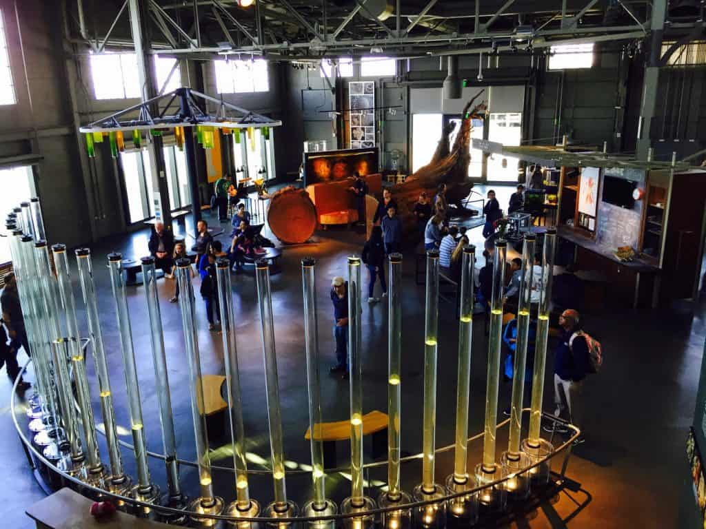 A visit to San Francisco with kids must include a stop at the Exploratorium