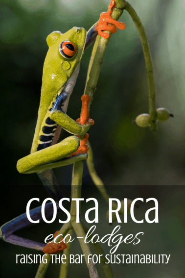 Explore how Costa Rica eco-lodges are changing the game in ecotourism and family travel