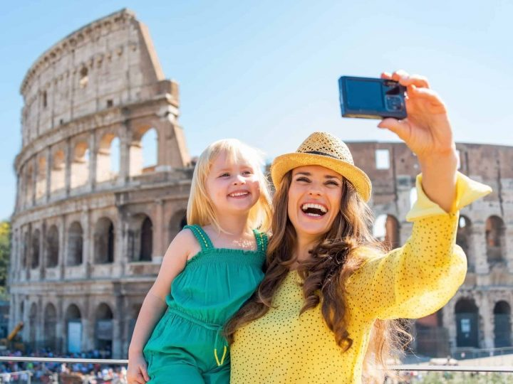 5 Tips For Taking Stunning Family Vacation Photos