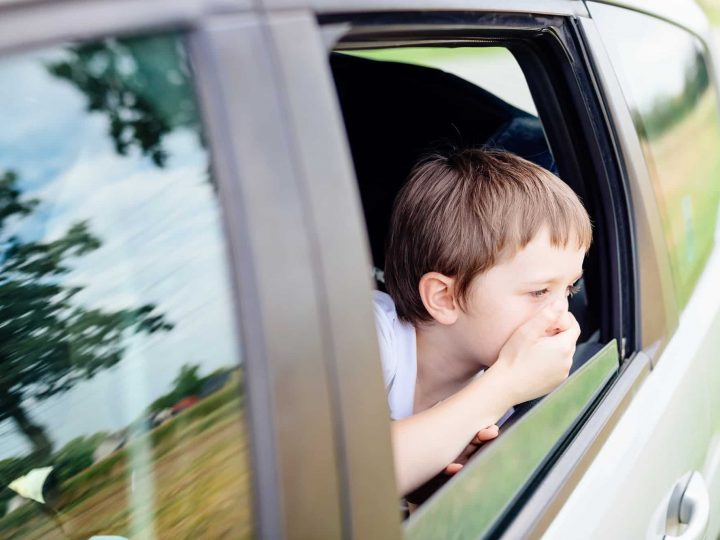 Road Trip Tips: How to Stop Motion Sickness in Kids (and Adults!)