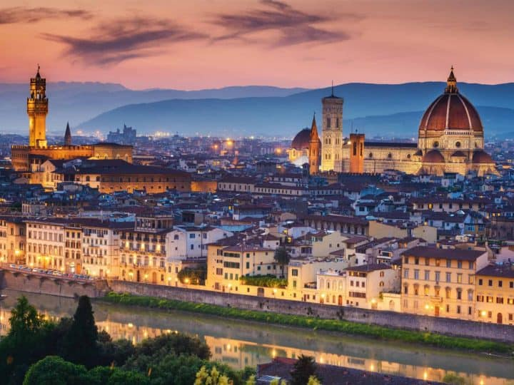Exploring Italy with Kids- Florence, Chianti, and Rome