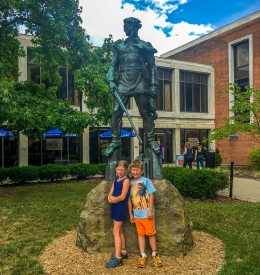 Things to Do in Morgantown, WV with Kids in the Summer 10