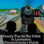 things to do in Lancaster with kids