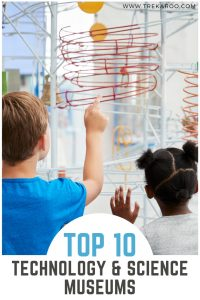 Top ten science museums