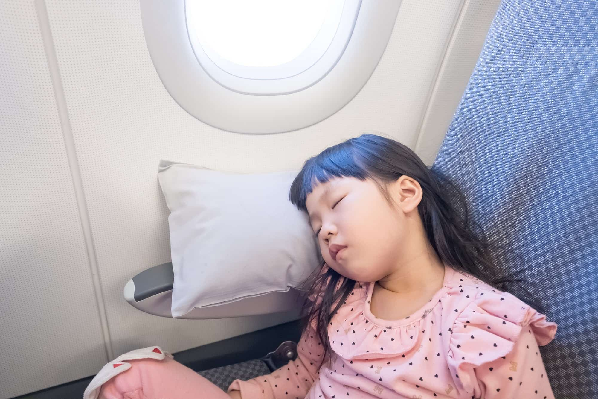 How to Get Over Jet Lag When Traveling with Young Children