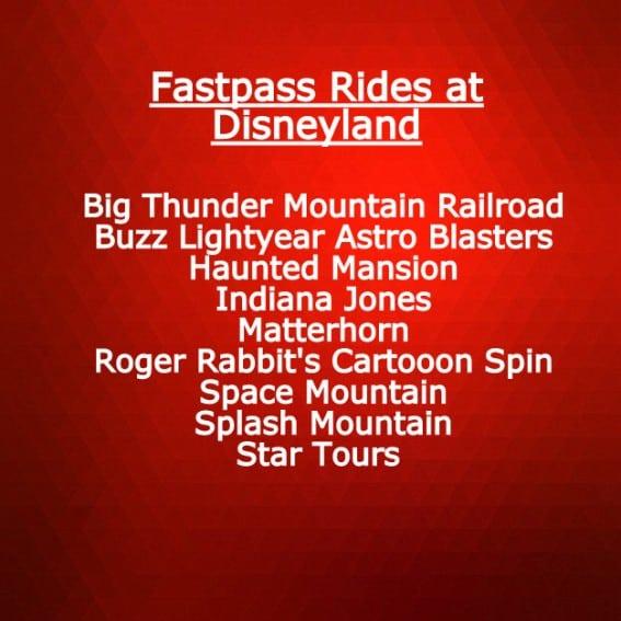 Disney MaxPass