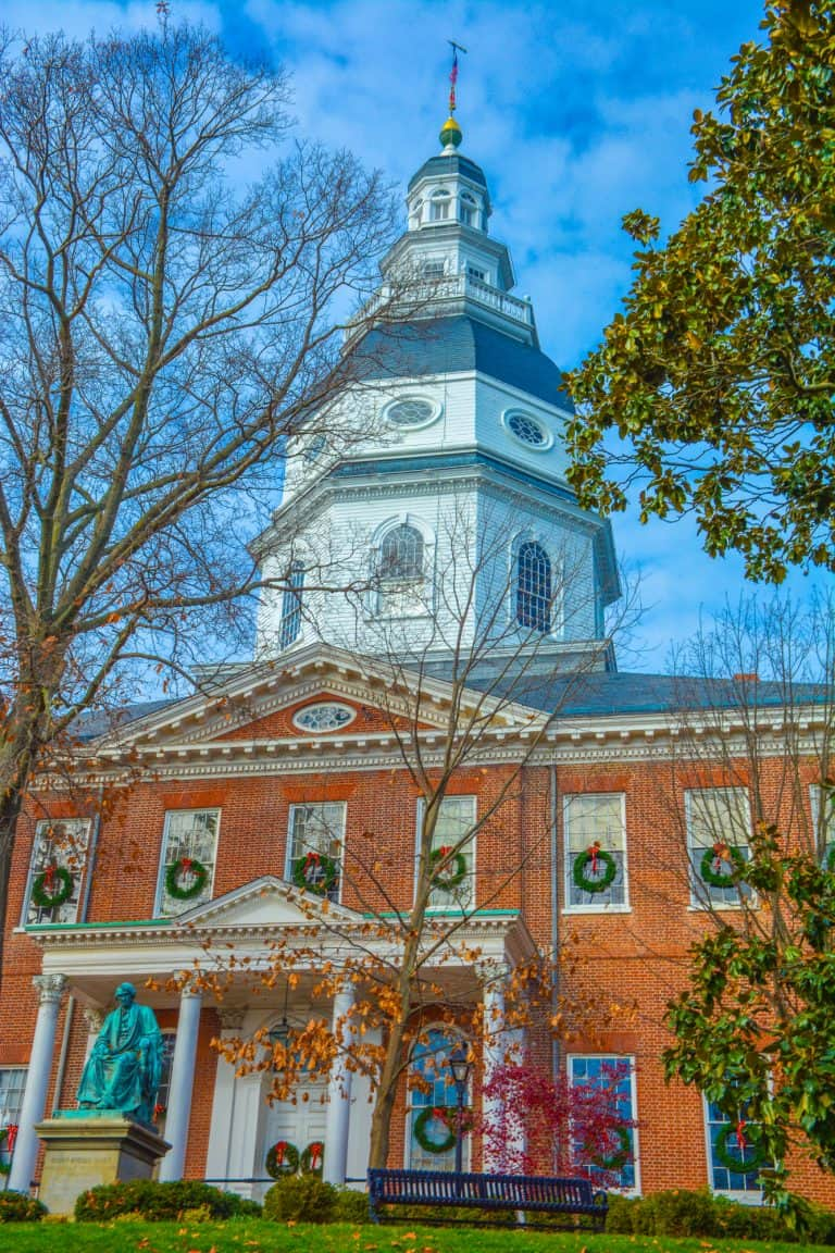 Places to visit in Maryland Annapolis
