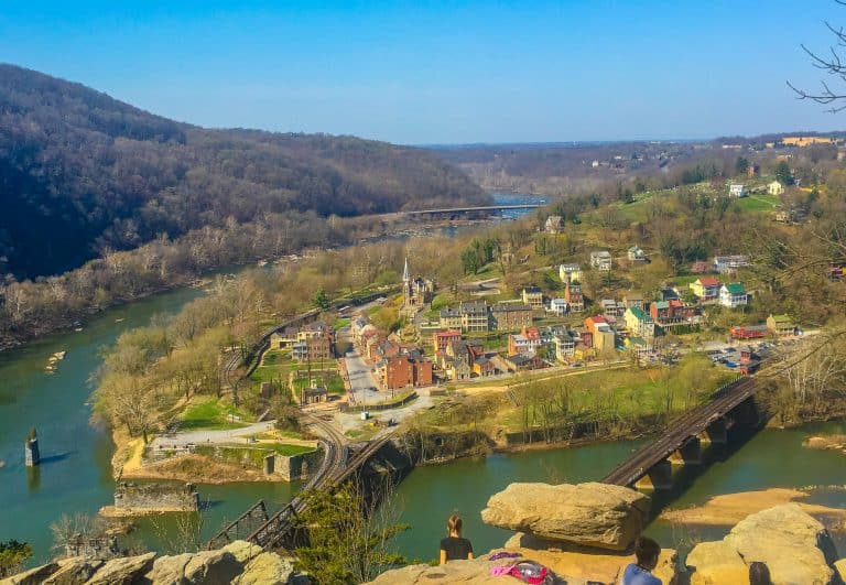 Washington DC Day Trip to Harpers Ferry West Virginia