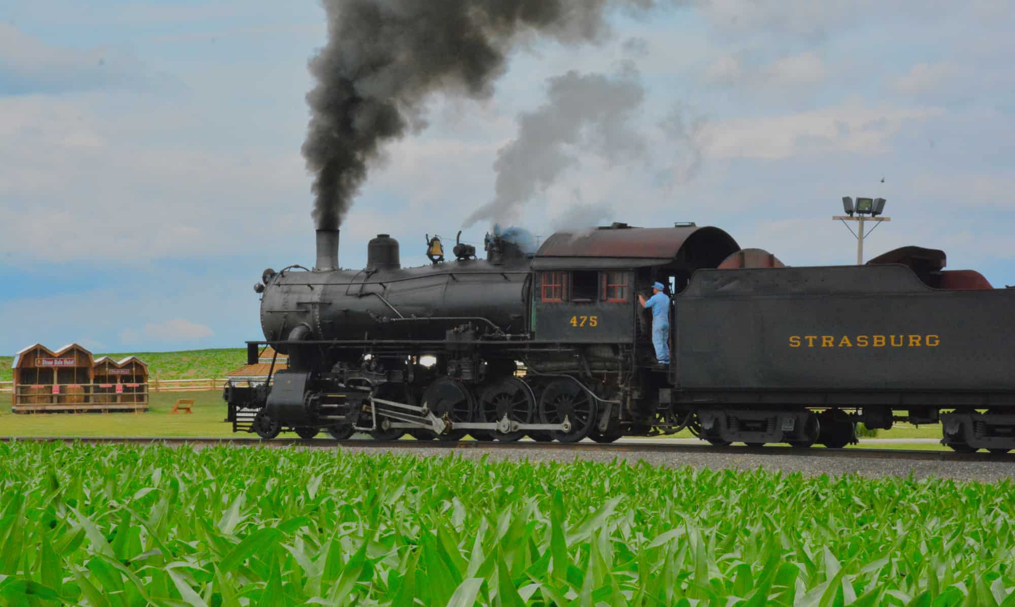 Things to do in Pennsylvania with Kids Strasburg Rail Road