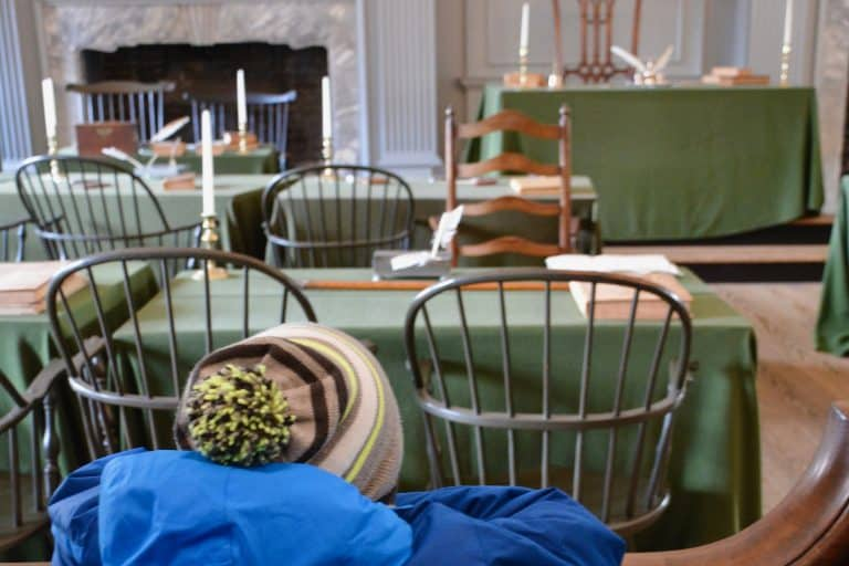 Things to See in PA Independence Hall in Philadelphia