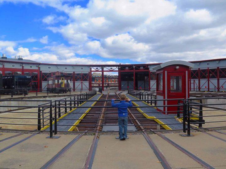 Where To Take Your Train Enthusiast Kid