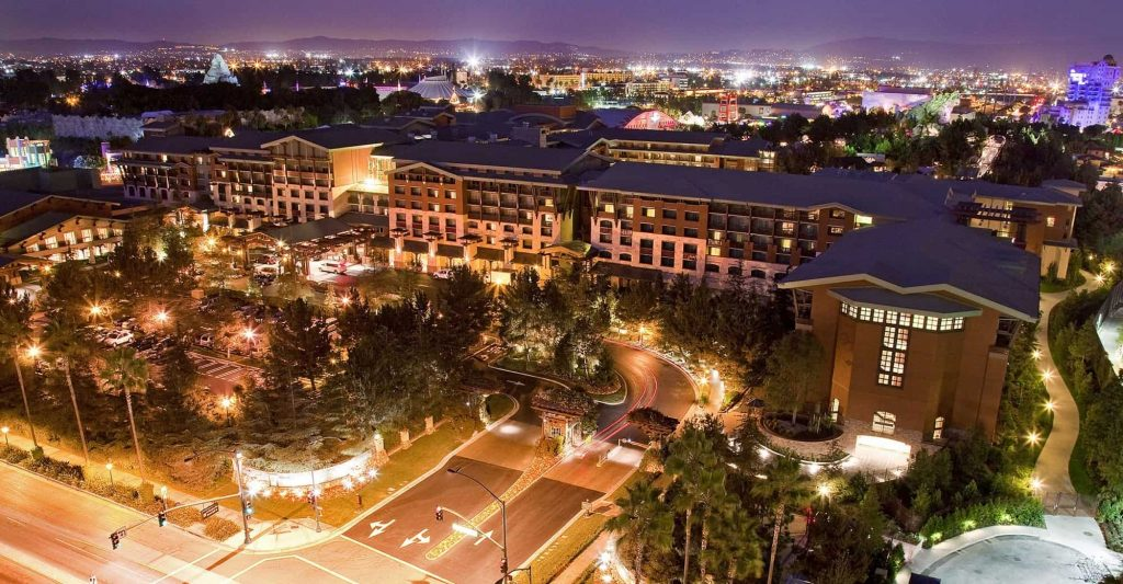 Disney's Grand California Hotel