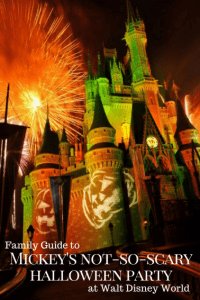 Guide to Mickey's Not-so-scary Halloween Party at Walt Disney World's Magic Kingdom