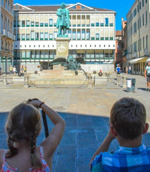 A Family Guide to Experiencing the Magic of Venice with Kids 4