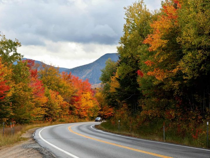 12 Spectacular New England Fall Road Trips for Families