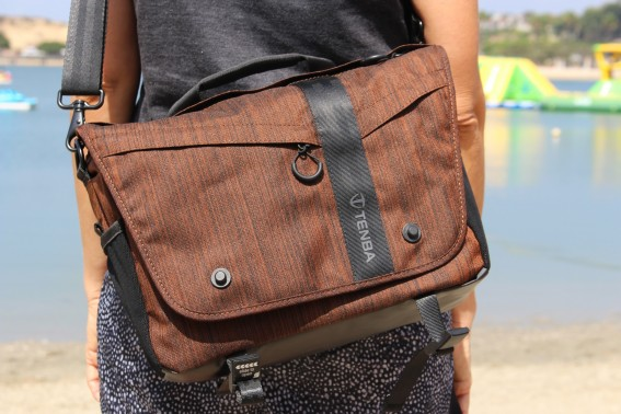 Tenba Messenger Bag Gear Review by Trekaroo-Michelle-McCoy