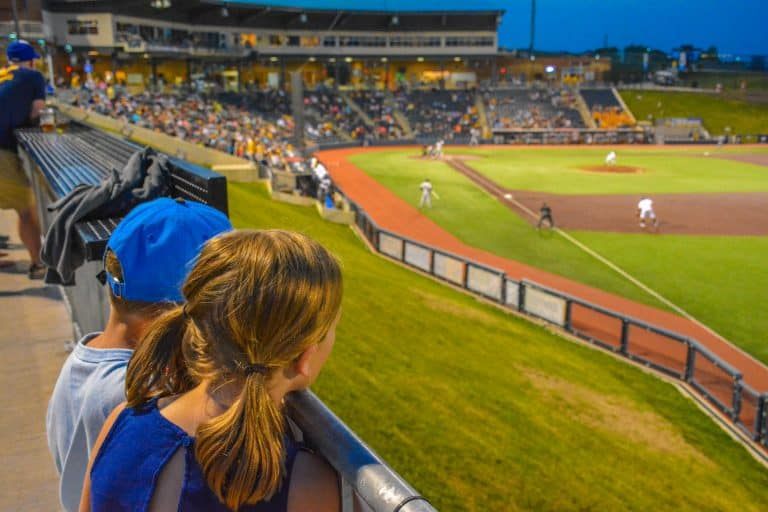 Go to a Minor League Game Fun Things to Do in West Virginia with Kids