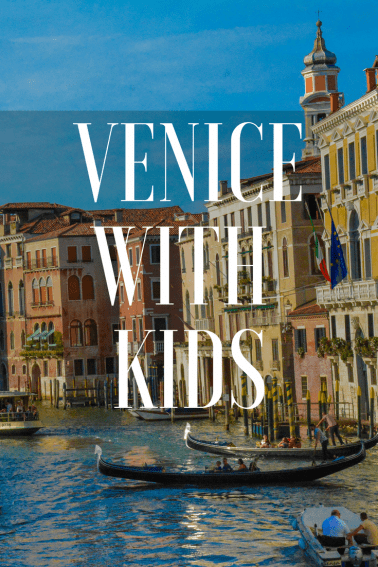 Wondering what to do in Venice with Kids? We've got your hand-picked guide to the magic of this wonderful Italian city just begging for an adventure.