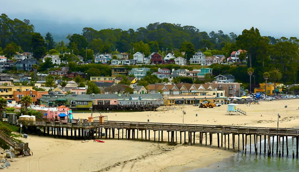 Things to do in Santa Cruz with kids - Capitola