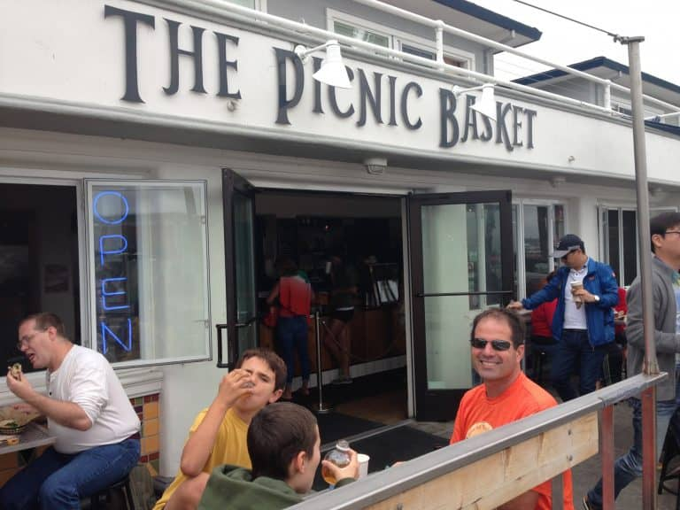 Things to do in Santa Cruz with kids - The Picnic Basket