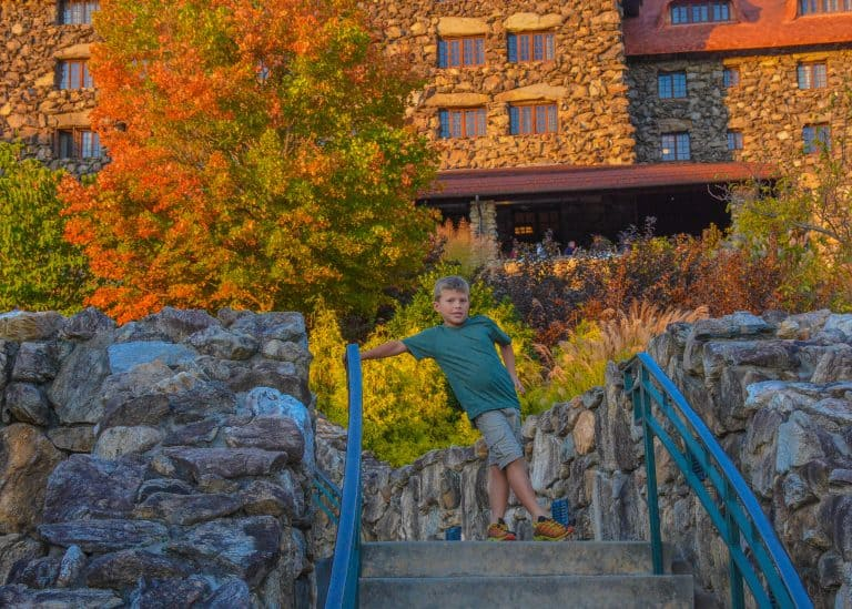 Omn Grove Park Inn Blue Ridge Parkway Asheville