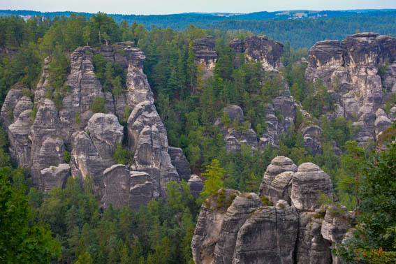 Czech Republic Travel to Bohemian Switzerland Driving day trips from Prague