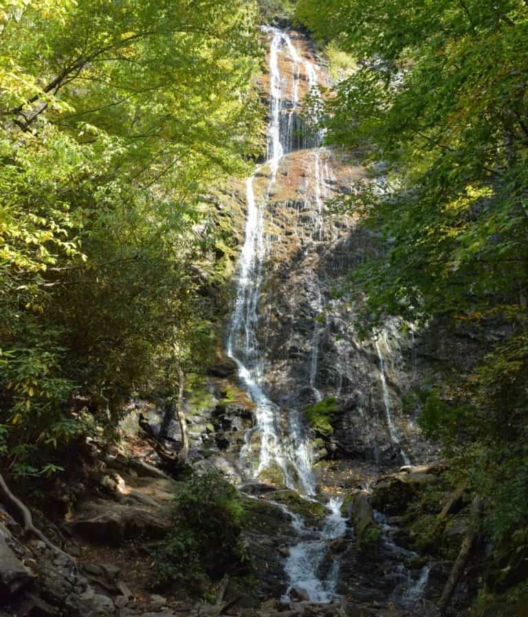 Cherokee, North Carolina Mingo Falls