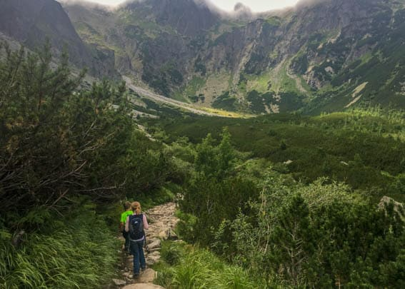 Slovakia Tourism: Go hiking in Slovakia's Tatra Mountains with Your Family 8