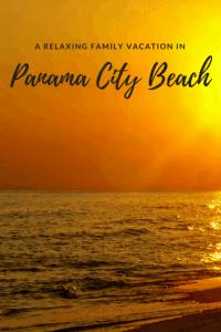 Panama City Beach: A Relaxing Family Vacation 1