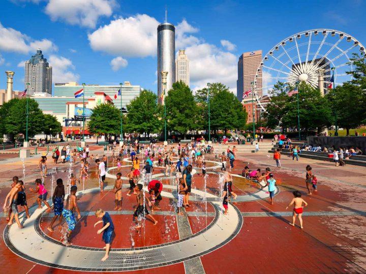 Free Atlanta: 30 Free Things to Do in Atlanta with Kids