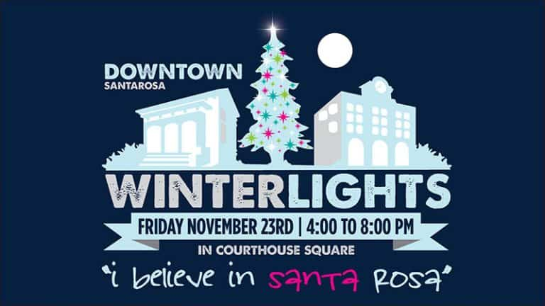 Santa Rosa Holiday events