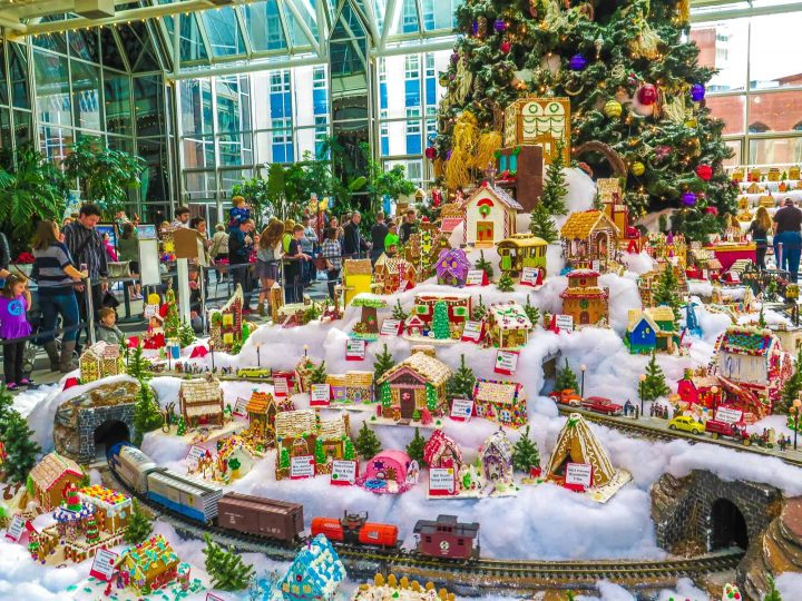 The Best Pittsburgh Christmas Events for Families in 2020!