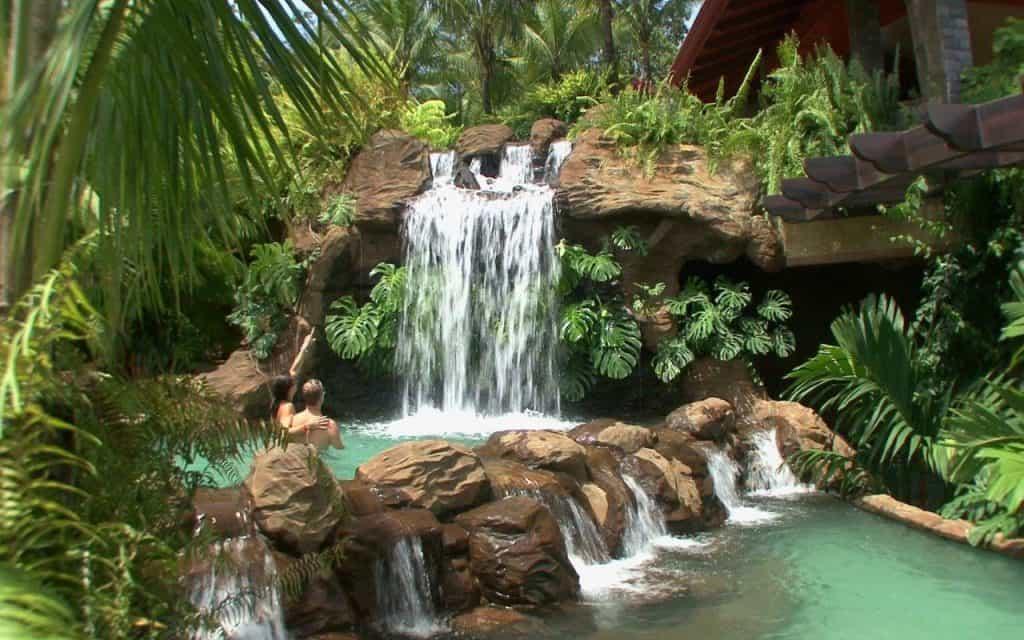 Costa Rica Hotsprings Springs Resort Arenal