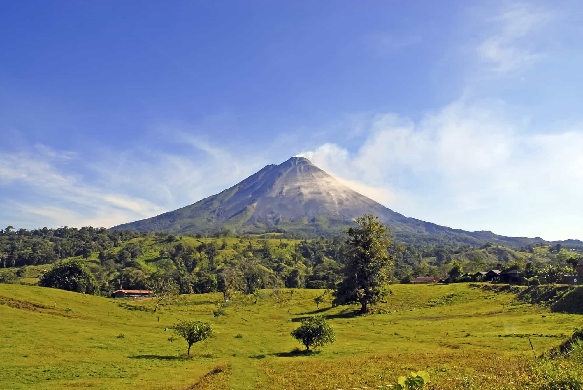 Costa Rica Family Vacation - Arenal Volcano