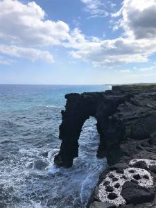 Hawaii Volcanoes Sea Arch