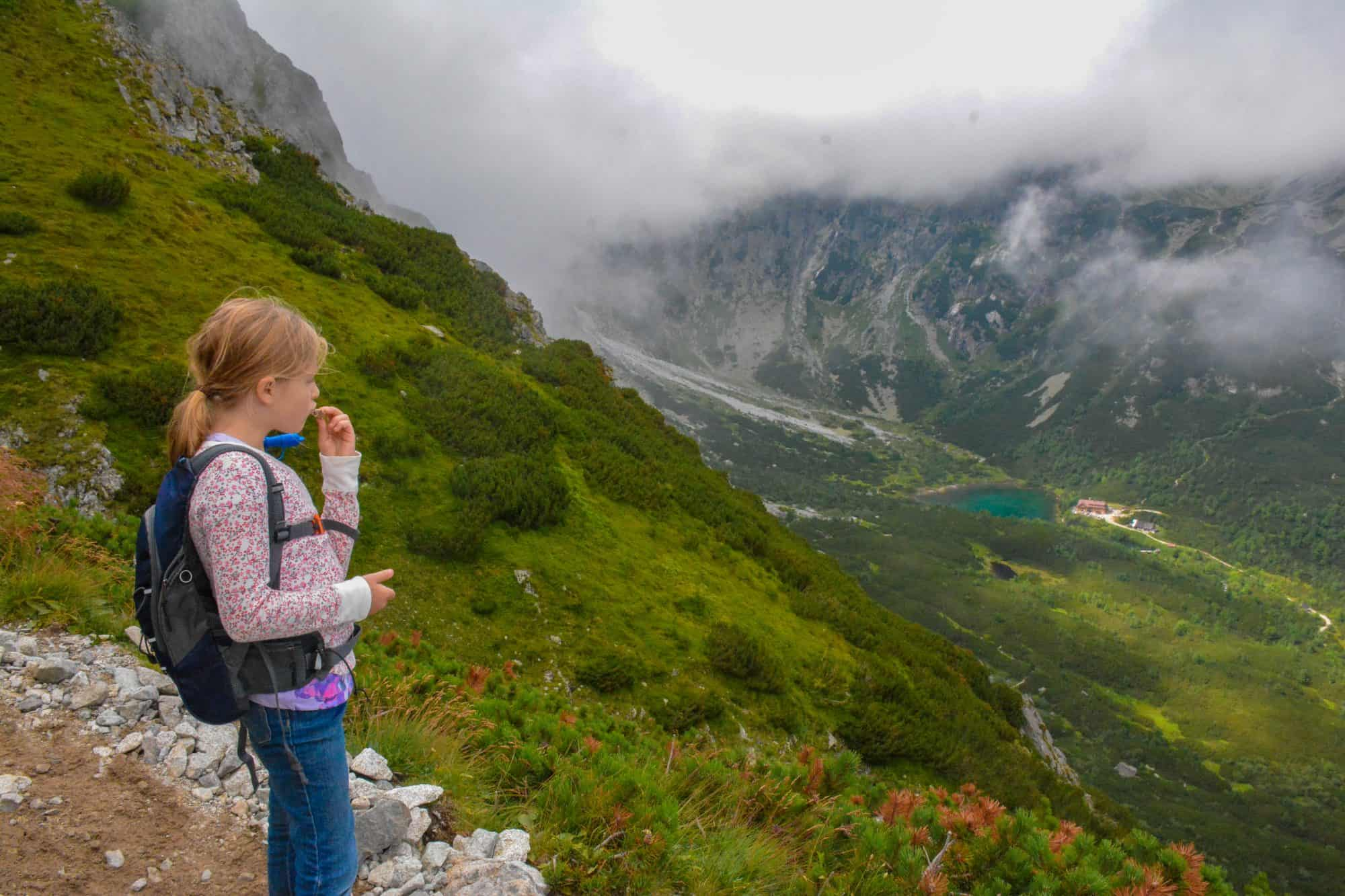 Slovakia Tourism: Go hiking in Slovakia's Tatra Mountains with Your Family