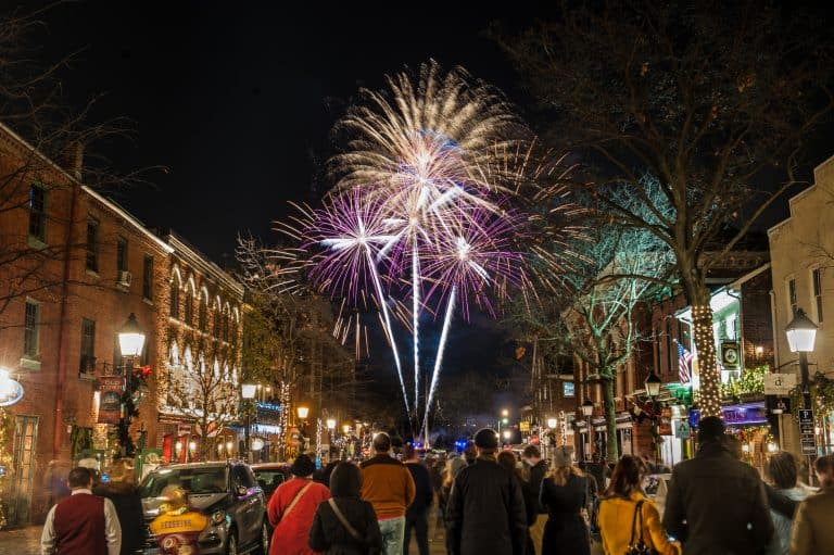 holiday events in DC