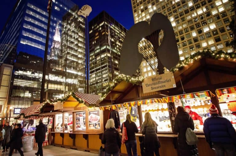 Christmas events in Chicago Christkindlmarket