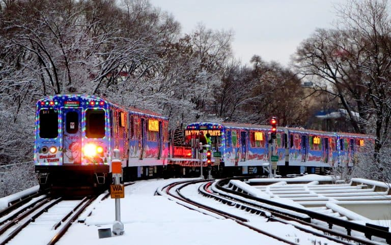 Holiday events in Chicago Holiday Train