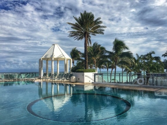 The Diplomat Beach Resort in Florida is a must-visit destination for families
