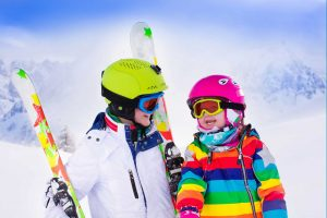 Lake Tahoe Ski Resorts for Families by Shutterstock