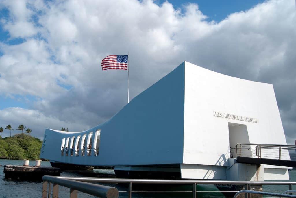 Hawaii family vacation USS Arizona memorial