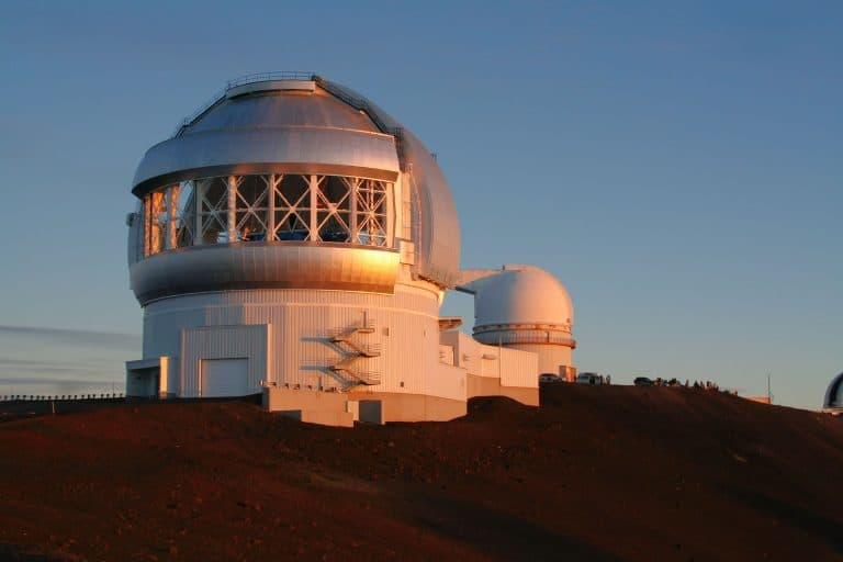 things to do on the Big Island with kids observatory