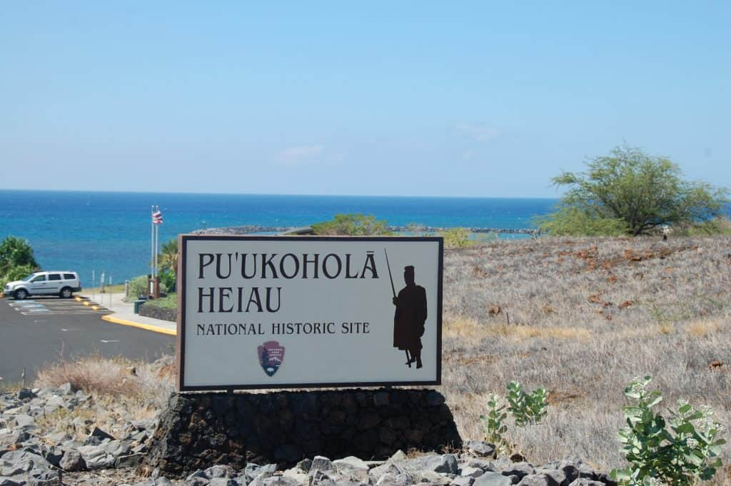 Things to do on the Big Island with kids historic sites