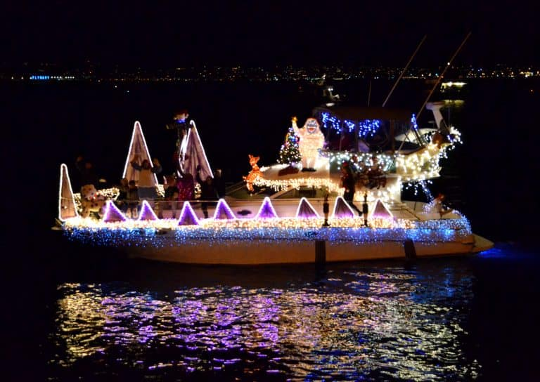 Christmas events in San Diego